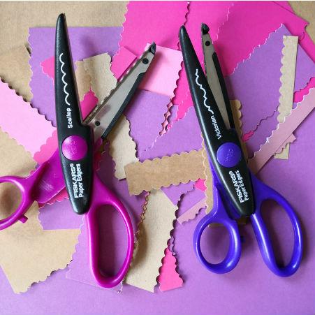 Nożyczki Ozdobne Jak Używać Blog Creativehobbypl