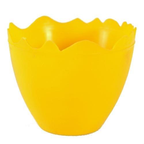 Doniczka Skorupka 6 Cm żółta