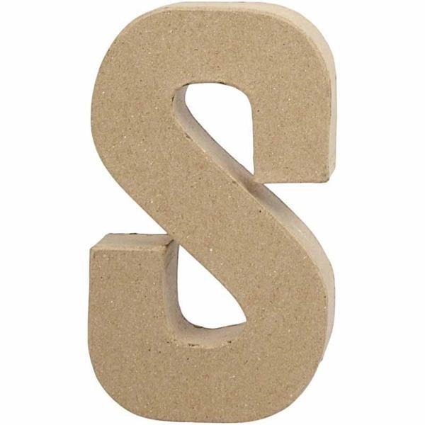 Litera Z Papier Mache 205x25 Cm S Sklep Internetowy