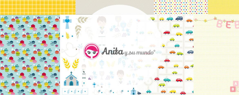 Papiery z hiszpańską duszą - Anita Y Su Mundo