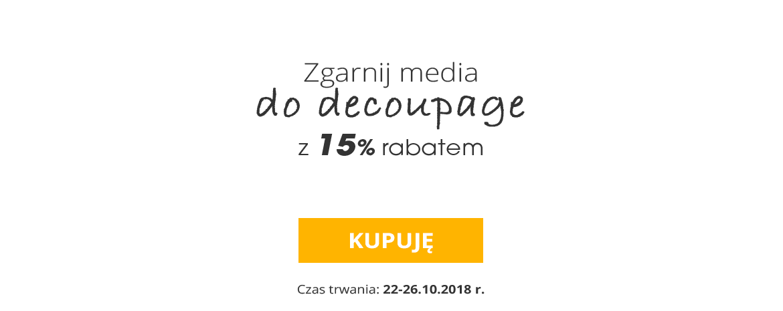 Media do decoupage