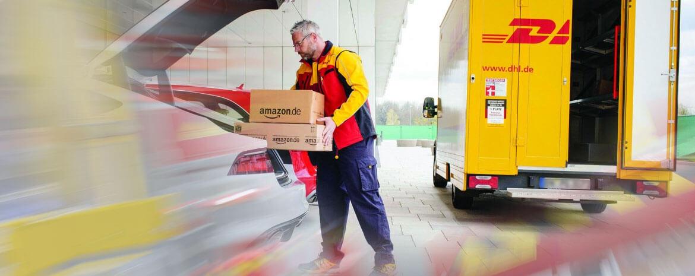 Kurier DHL gwarancja dostawy
