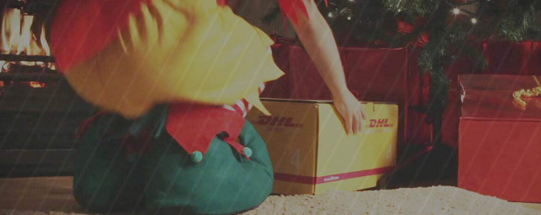 Wybierz wysyłkę kurierem DHL