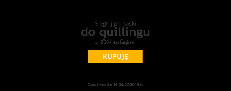 Paski do quillingu