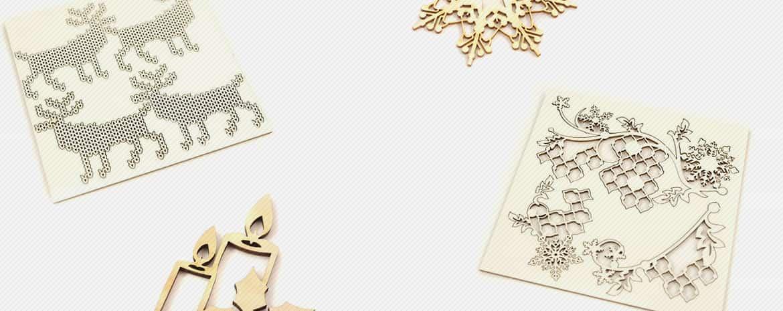 Świąteczne scrapy do scrapbookingu