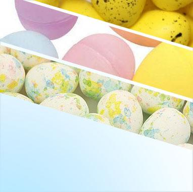 Jajka do wielkanocnych dekoracji