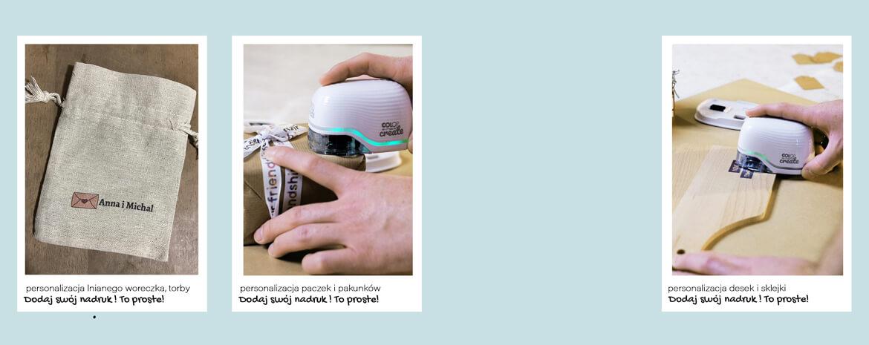 Odkryj mini drukarkę e-mark create, która odmieni Twoje rękodzieło!