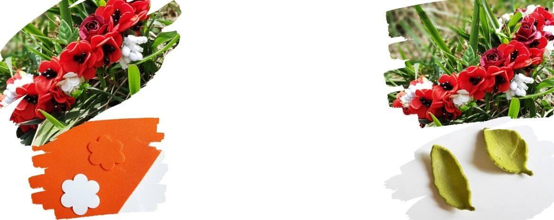 Jak zrobić kwiaty z foamiranu? Zobacz tutorial