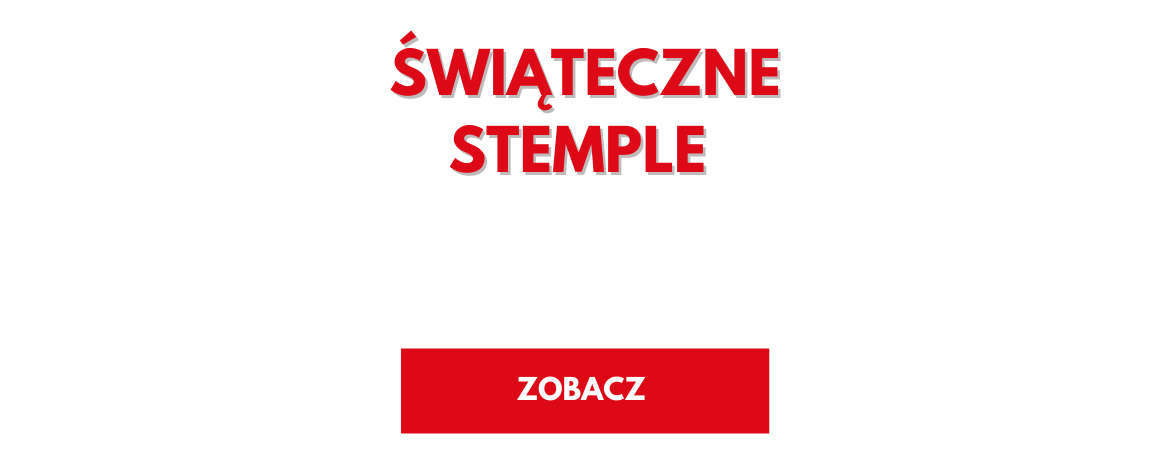 Świąteczne stemple Colop do scrapbookingu!