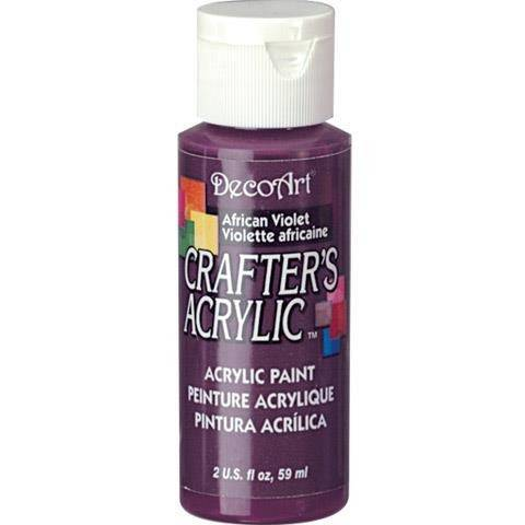 Farba Crafter`s Acrylic 59 ml- fioletowy