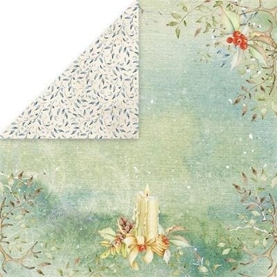 Papier do scrapbookingu 30,5x30,5 Winter Dream - 04