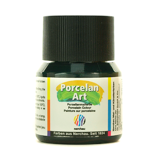 Porcelan Art 20 ml - zielony ciemny