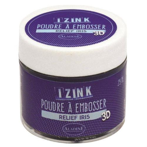 Puder do embossingu 25 ml Aladine - IRIS