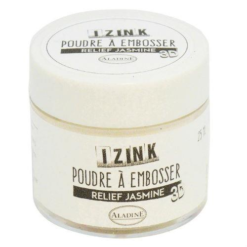 Puder do embossingu 25 ml Aladine - JASMINE