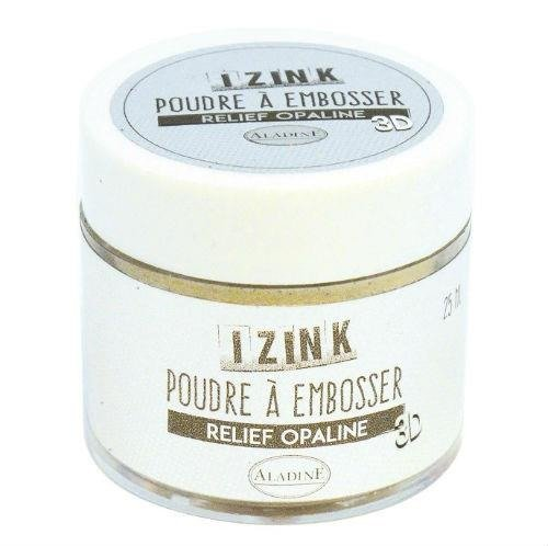 Puder do embossingu 25 ml Aladine - OPALINE