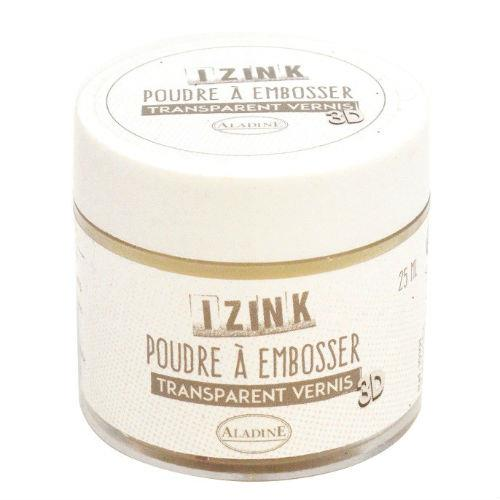 Puder do embossingu 25 ml Aladine - transparentny