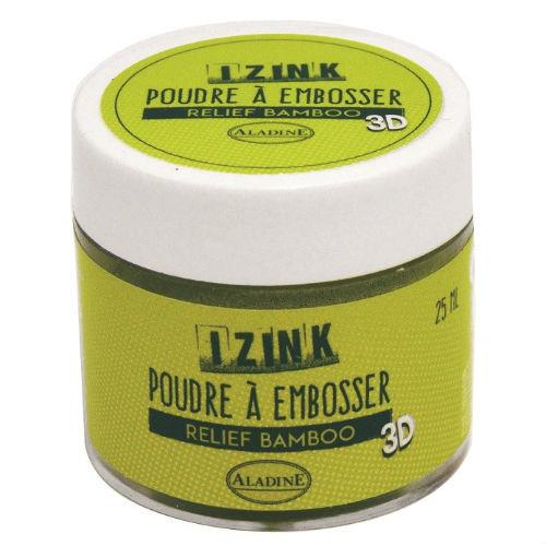 Puder do embossingu 25 ml - bambusowy