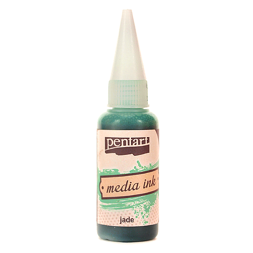 Tusz Media Ink 20 ml - jade