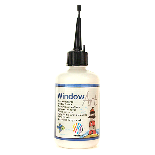Window Art 80 ml - biały