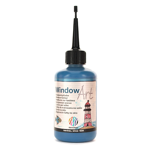 Window Art 80 ml - błękit kobaltowy