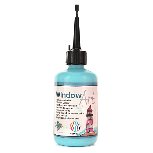 Window Art 80 ml - błękit lodu
