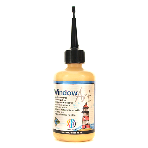 Window Art 80 ml - bursztynowy