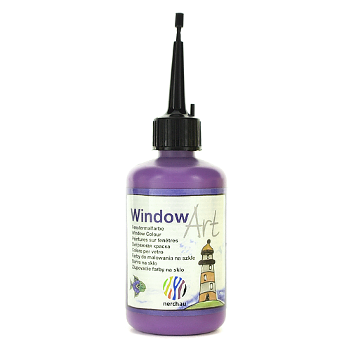 Window Art 80 ml - fioletowy
