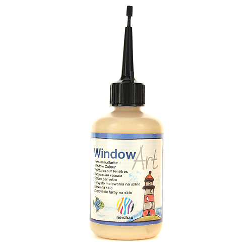Window Art 80 ml - konturówka złota