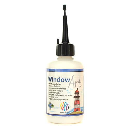 Window Art 80 ml - kryształowy