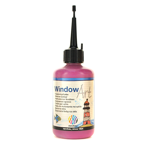 Window Art 80 ml - magenta