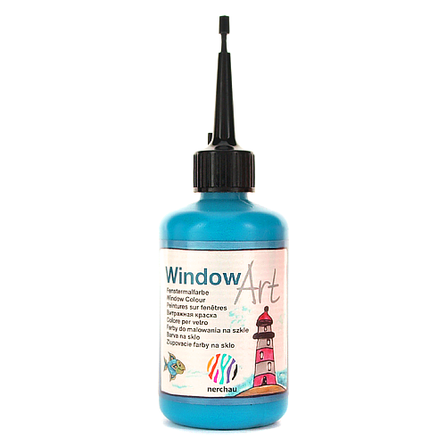 Window Art 80 ml - niebieski