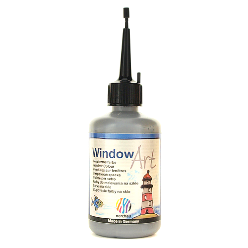 Window Art 80 ml - szary