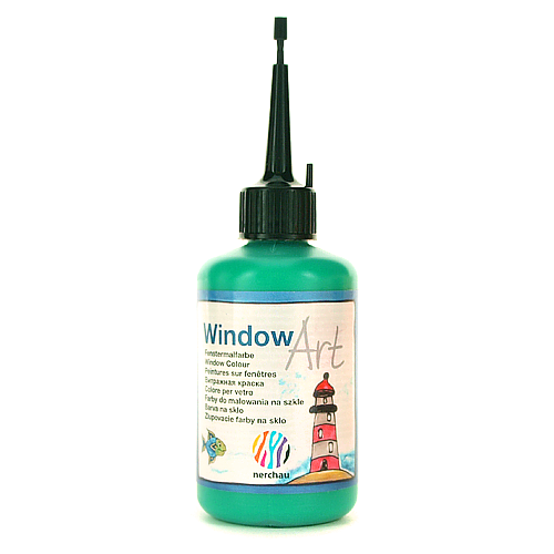 Window Art 80 ml - zielony