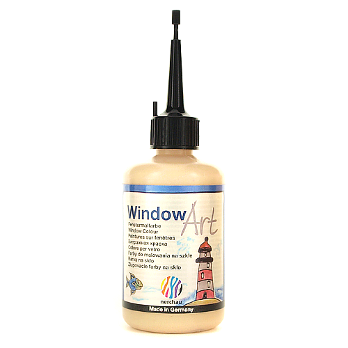 Window Art 80 ml - złoty