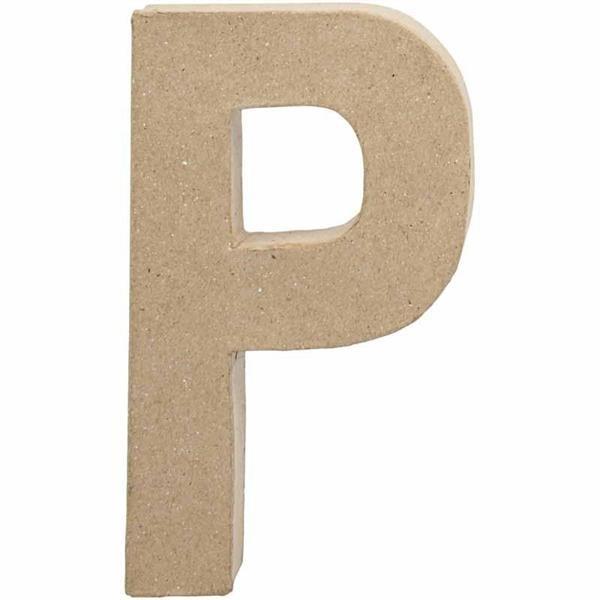 Litera Z Papier Mache 205x25 Cm P Sklep Internetowy