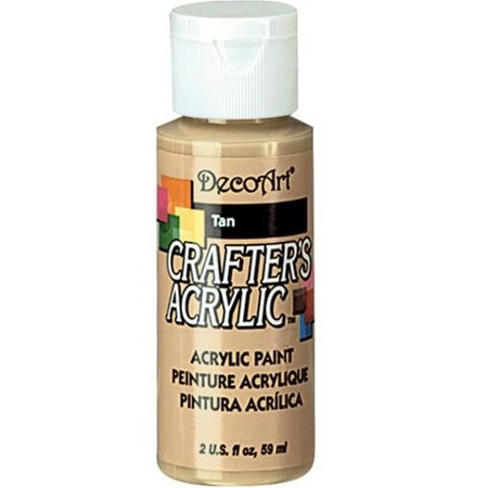 Farba Crafter`s Acrylic 59 ml - beżowy