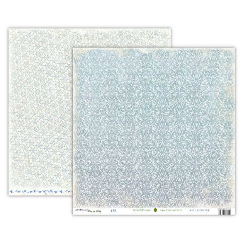 Papier 30x30 Avonlea Day by Day Hill scrapbooking