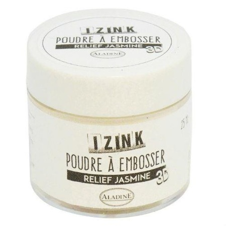 Puder do embossingu 25 ml - jaśminowy