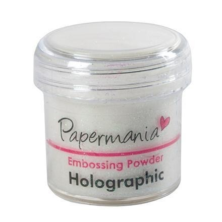 Puder do embossingu 30 g - hologram