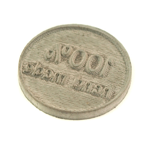 Stempel gumowy 25 mm - 100% HAND MADE